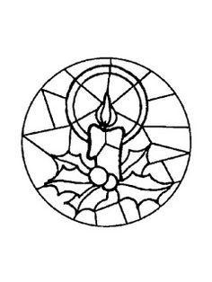 Los Mandalas: Mandalas de Navidad