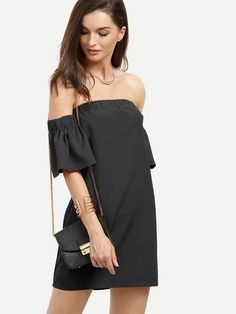 A Trendy and Sexy little summer dress for a day to night look. Get it in White , Black or Red for a full summer wardrobe essentials. DESCRIPTION Fabric:Fabric is very stretchy Season:Summer Pattern Ty