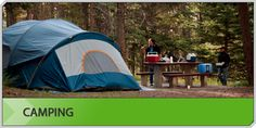 Parks Canada - Banff National Park - Camping - availability, reservations, what to bring, bear safety; all the important stuff.