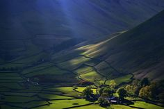 Shining onto the farm by ~Mr-Wanonymous on deviantART