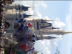 People Watching at the Magic Kingdom ~ Witnessing the Magic
