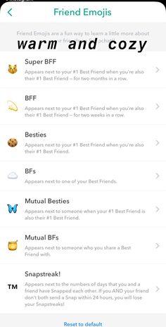 – – peach – – peach,sc – – – Related posts:VSCO - thanks for all these republishes VSCO - thanks for all these republishesFerien. Snapchat Streak Emojis, Noms Snapchat, Names For Snapchat, Snapchat Best Friends, Snapchat Friend Emojis, Snapchat Captions, Snapchat Logo, Ig Captions, Snapchat Stickers