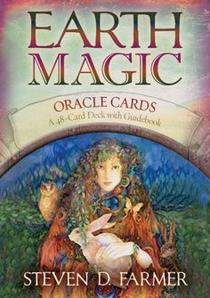 Earth Magic Oracle Cards Message from Heather: I personally have these cards…
