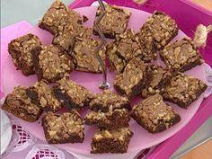 Recetas | Brownies con nuez | Utilisima.com