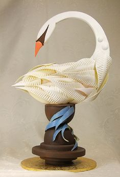 Gourmet Chocolate Art & Sculptures from North Carolina's The Chocolate Fetish
