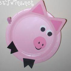 Pig Craft   http://thebakertwins.blogspot.com/2011/02/march-2-2010.html?m=1