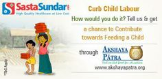 Tell us how you would curb #ChildLabour  http://www.foreseegame.com/User/GamePlay.aspx?GameID=Xd1DJCKDr1dUhH9099OCDQ%3D%3D