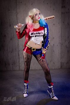 cosplay suicide squad 18