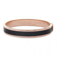 Kollektion: Plain ⦁ Produktart: Armreif  ⦁ Material: Messing, vergoldet mit 750/- Roségold ⦁ Breite: 1 cm ⦁ Referenz: 201/PH021