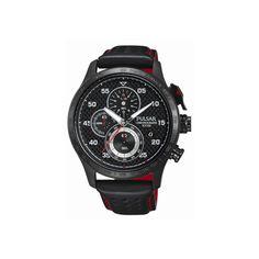 Zegarek Pulsar Sport Chronograph - w Time Trend Casio Watch, Chronograph, Watches, Accessories, Clocks, Clock