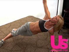 Ab Workout Men, Ab Workout At Home, Jackie Warner, Six Abs, Get A Six Pack, How To Get Abs, Weight Loss Inspiration, Injury Prevention, Get In Shape