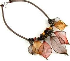 wire mesh jewellery - Google Search