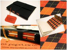 Encuadernación Artesanal http://www.amuki.blogspot.com/2012/12/encuadernacion-artesanal.html#