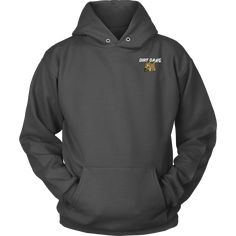Dirt Dawg Collection Double Side Print Hoodie