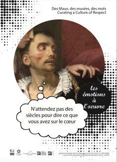 Les émotions à l'oeuvre chez KalooK2 Emotion, Les Sentiments, Ms Gs, Les Oeuvres, Mona Lisa, Fabre, Explorer, Montpellier, Voici