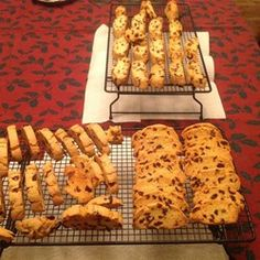 Cranberry-Orange Biscotti - Allrecipes.com
