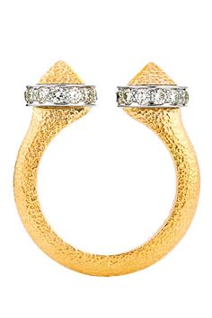 December's Objects of Desire: David Webb ring, $5,700