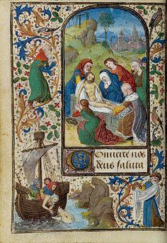 Lieven van Lathem Flemish, Ghent, 1469 and about 1471