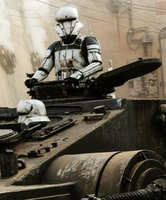 Star Wars: Rogue One - Hover Tank