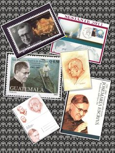 St Josemaria~Philately