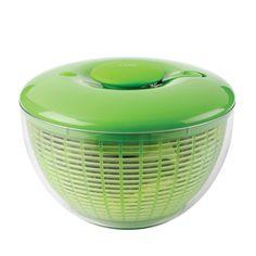 # AlineaPE2014 Essoreuse à salade à piston Vert - Oxo - Les passoires et essoreuses - Pour la préparation - Cuisine - Décoration d'intérieur - Alinéa