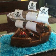 Great Birthday Cake for Boys