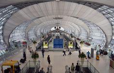 Suvarnabhumi Airport, Bangkok - BKK