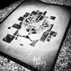 Se não for pelo #talento Vença pelo #esforço ✏️ #drawing #tattoo #art #lion #judá #animals #love #beautiful #life #like4like #likeforlike #follow4follow #follow #followme #desenho #arte #tatuagem #brasil #brazil #hamimarllus #goodnight