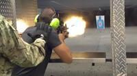 Machine Gun Experience with Military Humvee in Las Vegas-Las Vegas-United States of America-Shooting Range