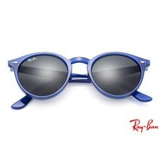 Oakley Sunglasses OFF!>> Ray Bans Round with Blue frame and Grey Classic lenses Ray Ban Sunglasses Sale, Clubmaster Sunglasses, Gold Sunglasses, Sunglasses Online, Ray Ban Men, Cheap Ray Bans, Ray Ban Outlet, Lenses, Grey
