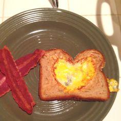 <3 Xo Breakfast   Valentine's Day