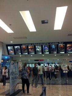 Cinemais em Uberlândia, MG