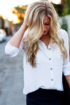 Button up classic.