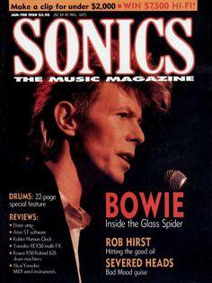 Sonics Magazine (Australian) - January 1988