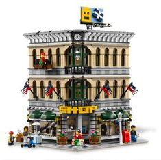 BrickLink Reference Catalog - Sets - Category Modular Buildings
