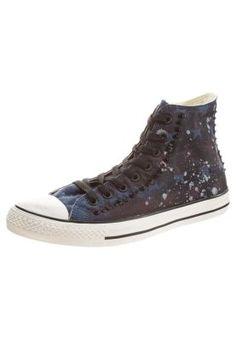 CHUCK TAYLOR ALL STARS STUDDED -  Høye joggesko - blå (Hmm.. BLÅ ??) Absolutt, bare litt dyre :-/