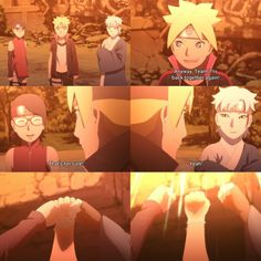 Boruto; Naruto Next Generation Episode 175 Uzumaki Boruto, Number 7, Team 7, Anime Naruto, Friends, Movie Posters, Art, Amigos, Art Background