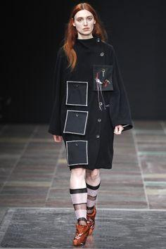 Freya Dalsjø Copenhagen Fall 2016 Fashion Show