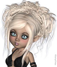 *Angie's Free Poser Tubes*: Tubes Trixie 1