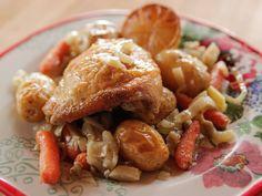 Chicken Fennel Bake recipe from Ree Drummond via Food Network