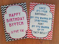 Trendy birthday humor for girls ideas Boss Birthday Gift, Birthday Cards For Brother, Birthday Presents For Mom, Girl Birthday Cards, Valentines Day Birthday, Birthday Wishes, Humor Birthday, Birthday Nails, Kids Birthday Themes