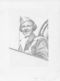 WWII pilot photo 1943