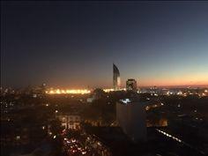 Atardecer en Montevideo, Uruguay