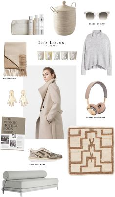 Gab Loves Cozy Neutrals