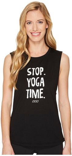 Lorna Jane Yoga Time Tank Top Women's Sleeveless Top Free, Yoga, Free Shipping, Tank Tops, Clothes, Style, Fashion, Outfits, Swag