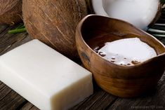 Coconut Soap love this website! www.soaprecipes101.com lots of great recipes that I want to try