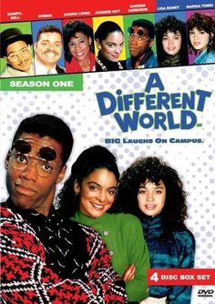 A Different World (1987–1993) A group of students at a historically Black university struggle to make it through college.