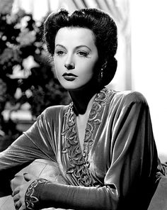 In 1941 Antheil joined Hedy Lamarr, who sought his advice on how she could enhance her upper torso, in inventing what was referred to as frequency hopping, or also known as spread spectrum. Description from joekatana.net. I searched for this on bing.com/images