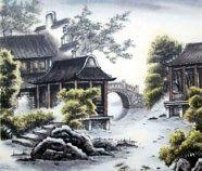 26 Lukisan Pemandangan Salju Lukisan Pemandangan Cina Untuk Dijual Download Us 1 98 40 Off Berlian Lukisan Musim Dingin Di 2020 Pemandangan Lukisan Kanvas Mural