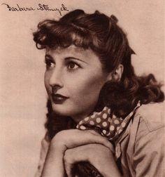 Barbara Stanwyck c. 1930's